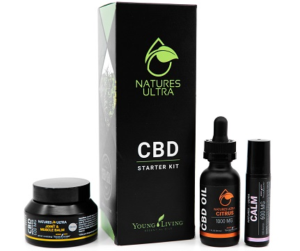 CBD Oil Starter Kit